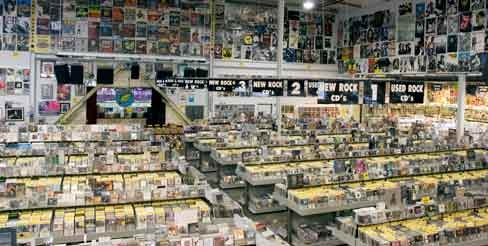 $10 for $20 Worth of Merchandise at Amoeba Music in Hollywood