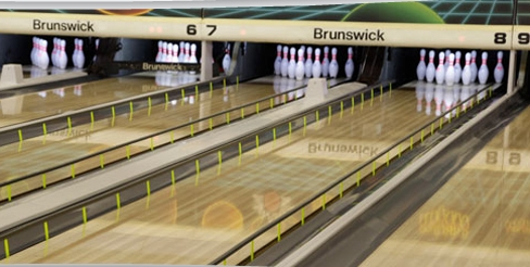 $10 for two games plus shoe rental and a drink at Astoria Bowl