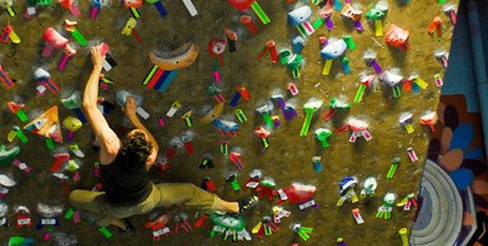 $29 for Indoor Rock Climbing