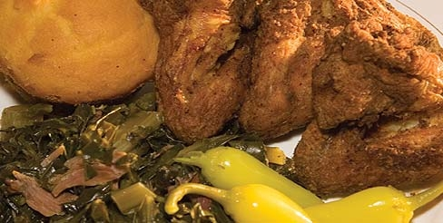 $10 for $25 Worth of Food & Drinks at Betty's Soul Food Restaurant