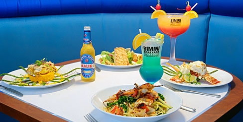 $25 for $50 Worth of Food & Drinks at Bimini Boatyard