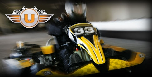 $15 for $30 Temporary Membership & Single Race at Unser Racing