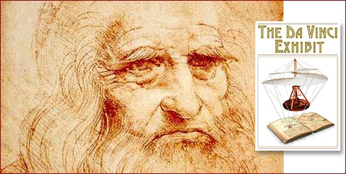 $7 for 1 Adult Admission Ticket to Da Vinci Hollywood Exhibit ($18 Value)