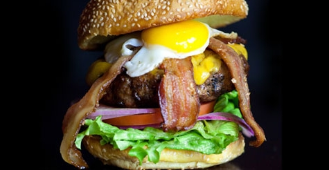 $10 for $20 Worth of Food & Drinks at ROK:BRGR