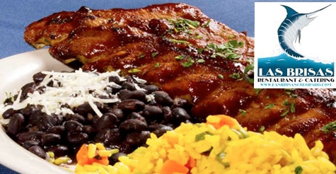 $15 for $30 of Spanish & Carribean Fare and Drinks at Las Brisas