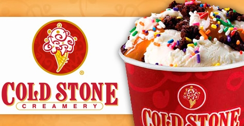 $7 for $15 at Cold Stone Creamery