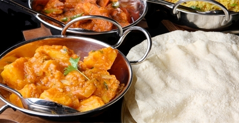 $12 for $25 of food & drinks at India Express