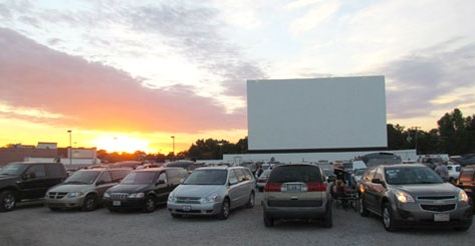 $10 for 2 adult admissions to Skyview Drive-In