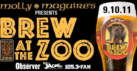 $15 General Admission to Brew at the Zoo (Regular $30)