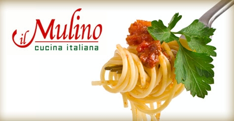 $25 for $50 Worth of Food & Drinks at il Mulino Cucina Italiana