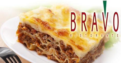 $20 for $40 Worth of Italian Food & Drinks at Bravo Ristorante