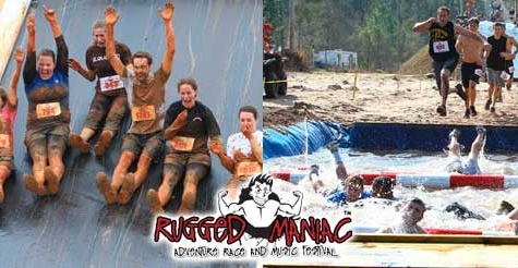 Voice Daily Deals 34 For A Rugged Maniac Race