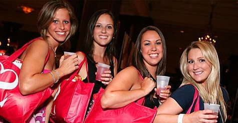 $10 for Goodie Bag and Admission to Shecky's Girls Night Out ($30 Value)