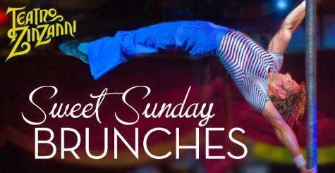 $38 for $76 ticket to Teatro ZinZanni brunch performance