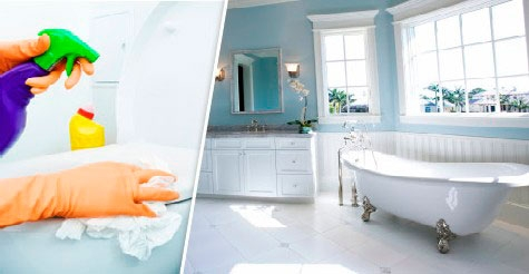 $59 for a Whole House or Commercial Cleaning ($285 Value)