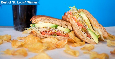 $6 for $12 of Food & Drink at Snarf's - RFT 2011 Best of St. Louis Winner