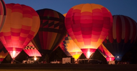 $17 for One Adult VIP Ticket to Balloon Festival Spooktacular ($35.00 Value)