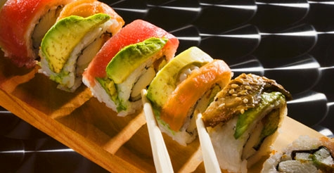 $15 for $30 toward food & drinks at Tsunami Sushi