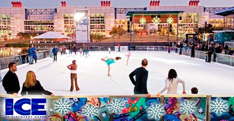 $10 for two tickets to The Ice at Discovery Green (Reg. $20)
