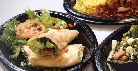 $7 for $15 worth of food & drink at Safari Express