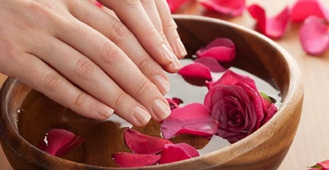 $25 for awakening spa manicure and pedicure at Essential Day Spa ($70 Value)