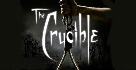 $10 ticket to The Crucible presented by the University of Houston Theatre
