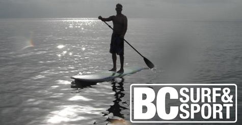 $20 for $40 worth of Rentals, Clothing, Gear or Accessories at BC Surf and Sport