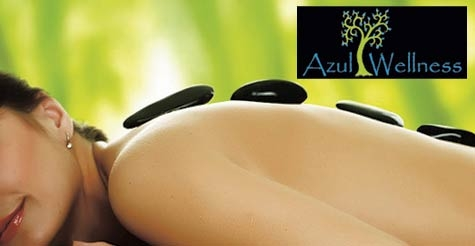 $33 for a one hour massage and chiropractic adjustment at Azul Wellness