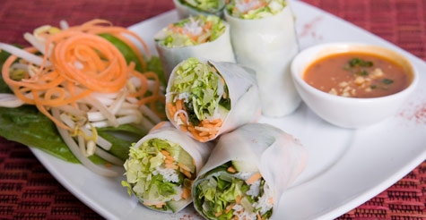 $10 for $20 of Food & Drink at Naga Thai Kitchen and Bar
