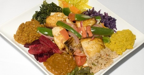$15 for $30 of Food and  Drink at Desta Ethiopian Restaurant