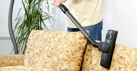 $59 for upholstery cleaning from Clean Green