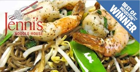 $12 for $24 worth of food at Jenni's Noodle House