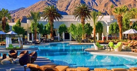 $179 1-night stay at Riviera Palm Springs (Friday-Saturday) in May