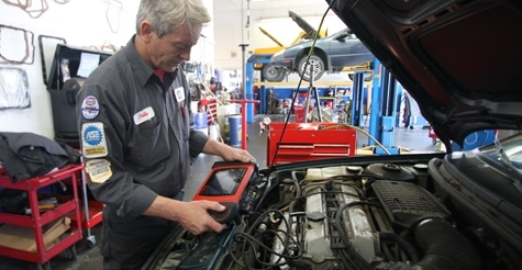 $33 for 3 Oil Changes, 3 Tire Rotations, A/C Test, Brake Inspection, Check Engine Light, and More!