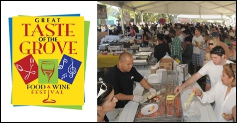$30 for 2 adult tickets and $50 drink tickets to Taste of the Grove