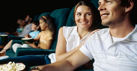 $15 for 2 movie tickets & 1 large popcorn from UltraLuxe Cinemas