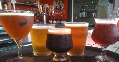Celebrate National Beer Day at Steingarten LA with $10 for $20 worth of food & drink