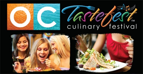 $59 VIP ticket including drinks and food at OC Tastefest on May 4th or 5th.