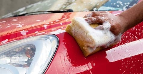 $20 for a deluxe hand car wash at RSVP Hand Car Wash