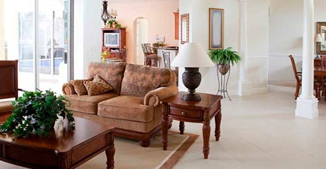 $59 for a whole house cleaning from Professional Home Cleaning (up to 2,500 sq. ft.)