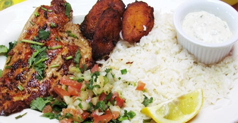 $10 for $20 of food & drink at Cafe Brasil