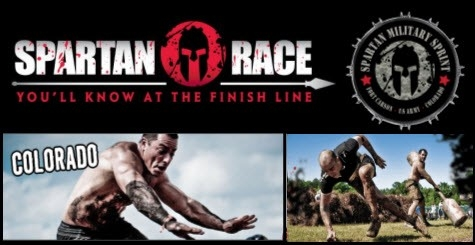 $47 registration to Colorado Spartan Military Race on Sunday, May 6
