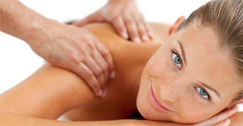 $36 for 55 min massage and body scrub at Lia Schorr Day Spa