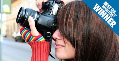 $40 household membership for two adults to Houston Center for Photography