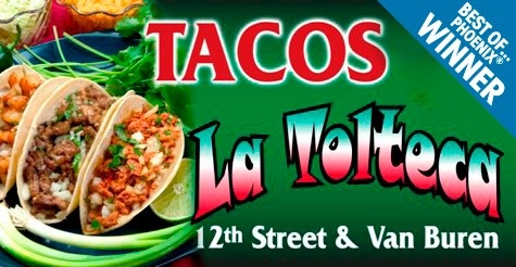 $7 for $15 worth of award-winning Mexican fare at La Tolteca