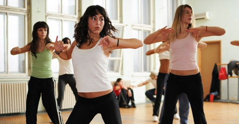 $25 for 5 classes at Zumba MN