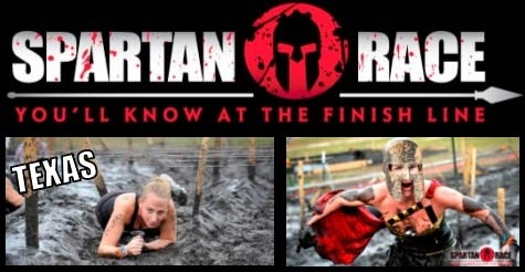 $40 registration to Spartan Race: Texas Spartan Sprint