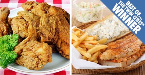 $10 for $20 worth of food at Soul Food Heaven