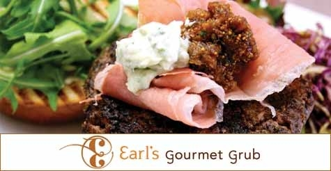 $10 for $20 of food & drink at Earl's Gourmet Grub