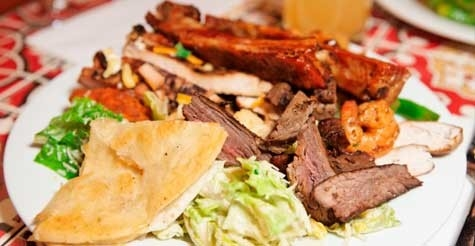 $10 for $20 at Coronita Grill Buffet